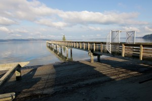 Dock at Dash Point